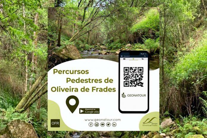 Percursos Pedrestes de Oliveira de Frades Geonatour