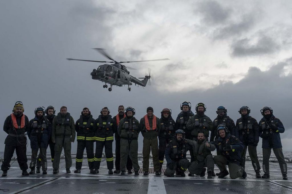 Lynx MK88A da Marinha alemã