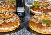 Bolo-rei e vinho Alvarinho
