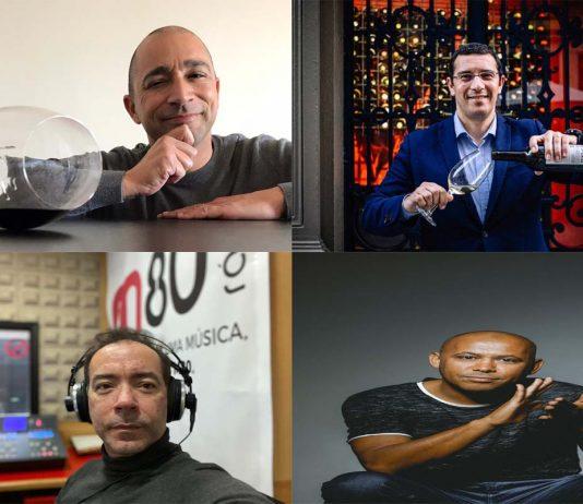 André Figuinha e Rodolfo Tristão e Storytellers