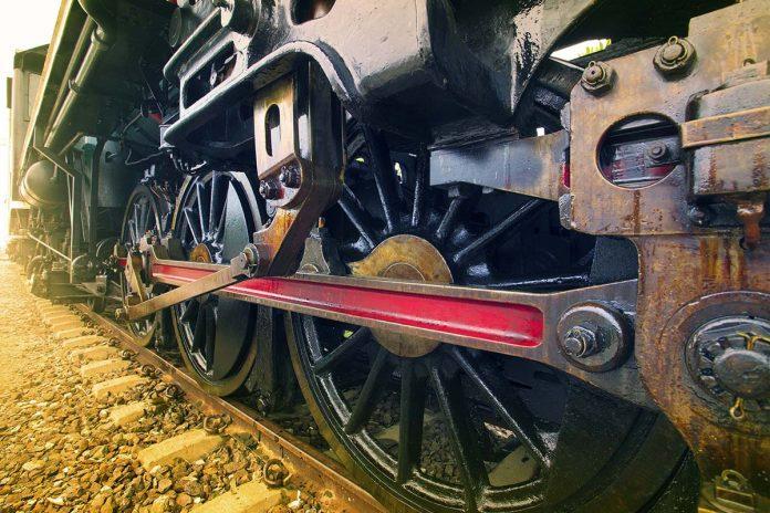 Comboios que mudaram o mundo Odisseia