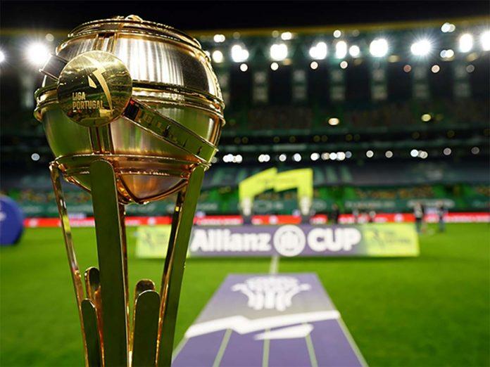 Braga e Sporting na final da Taça da Liga