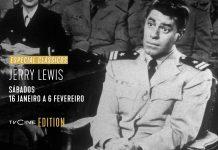 Jerry Lewis o rei das comédias
