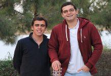 Miguel e João Casino Estoril