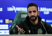 Rúben Amorim Sporting e Braga