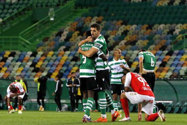 Sporting vence Sporting de Braga