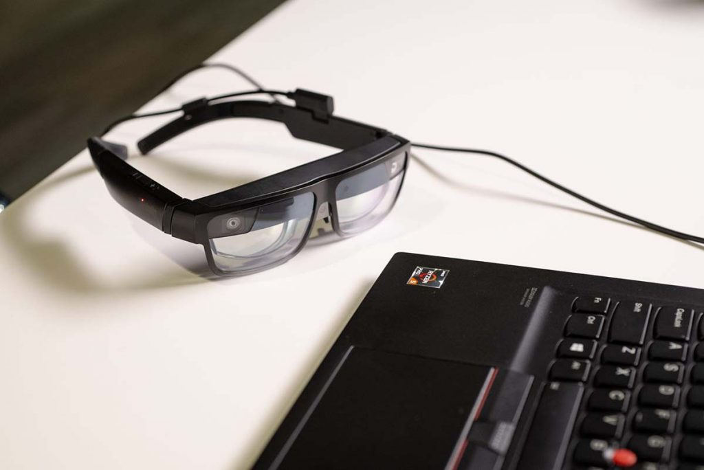 ThinkReality A3 da Lenovo