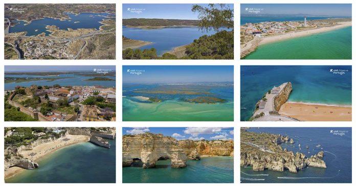 ajudar na promoção do Algarve wallpaper