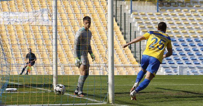 Estoril Praia liderança da II Liga
