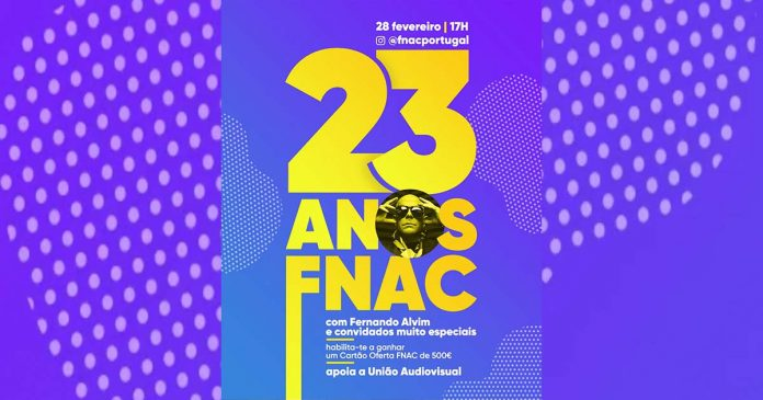 FNAC artistas portugueses live