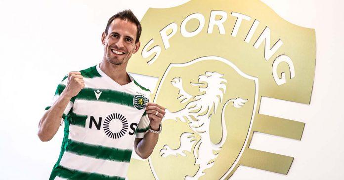 João Pereira Sporting