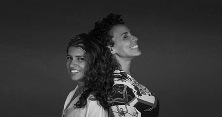 Luciana e Pri