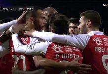 Sporting de Braga 2º lugar da Liga