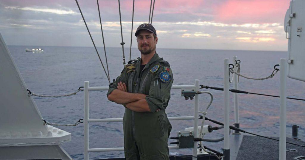 primeiro-tenente Miguel Dias Pinheiro