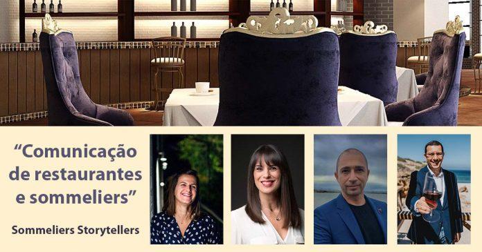 restaurantes e sommeliers Storytellers
