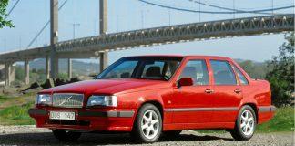 Volvo 850 30º aniversário