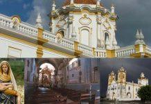 peças do santuário de Nossa Senhora d'Aires