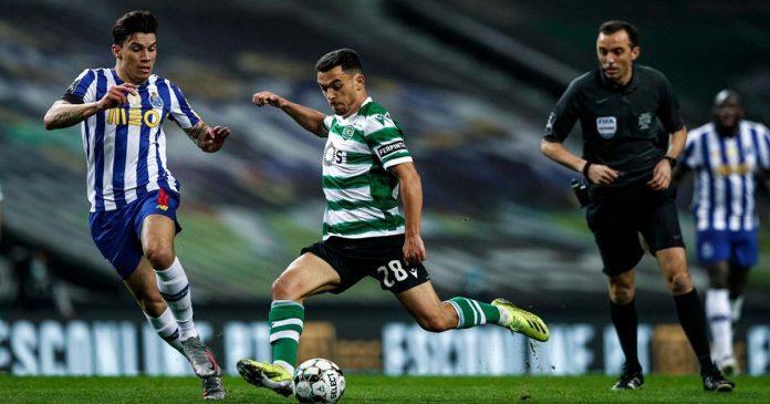 Sporting empata com o Porto