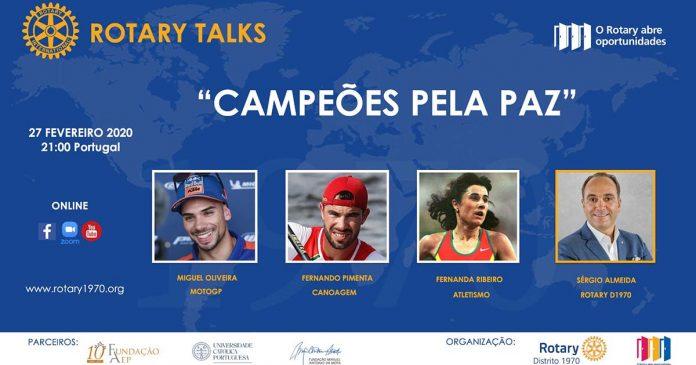 Rotary Talks Campeões pela Paz