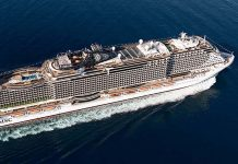 MSC Seaside e MSC Grandiosa