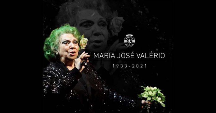 Maria José Valério morreu