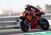 Miguel Oliveira GP do Qatar