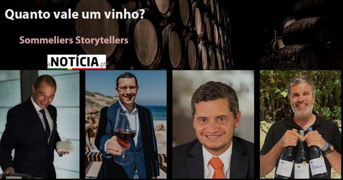 Sommeliers Storytellers Quanto vale um vinho