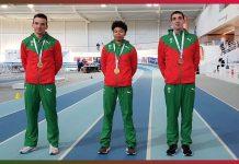 VIRTUS Portugueses com medalhas