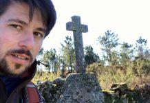 divulgação do caminho de Braga a Santiago de Compostela