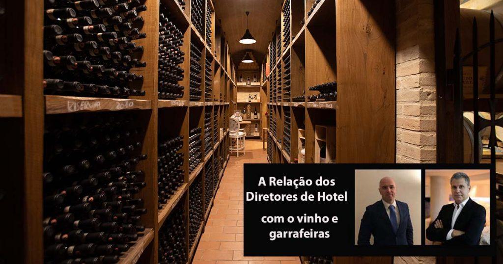 Diretores de Hotel Vinho e Garrafeiras