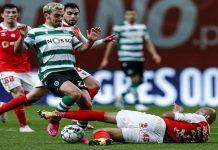 Sporting venceu o SC Braga