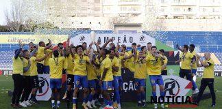 Estoril-Praia campeão da Liga Revelação