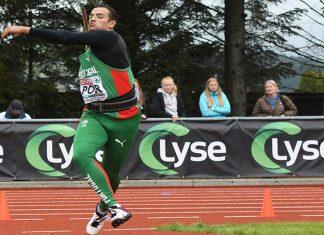 Leandro Ramos bate recorde nacional