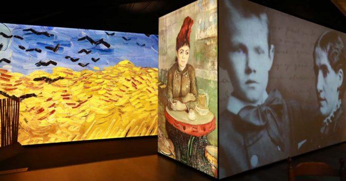 Meet Vincent van Gogh reabre