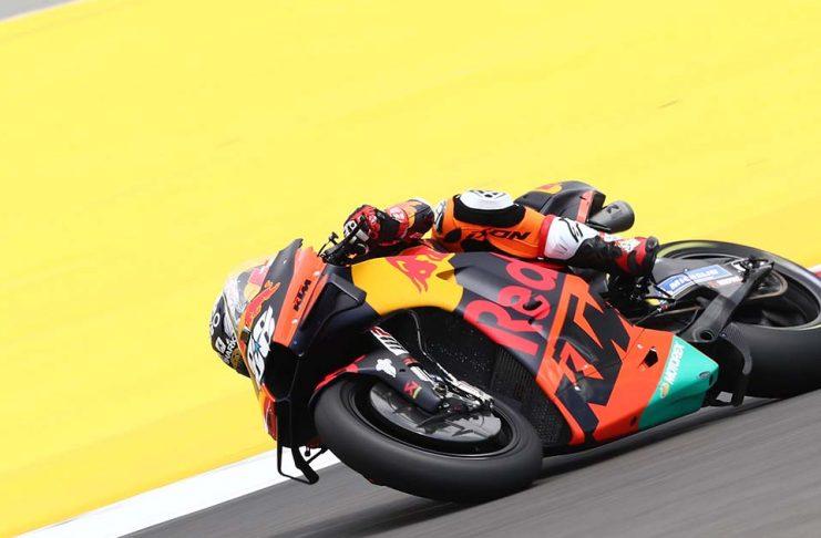 Miguel Oliveira posição na grelha de partida