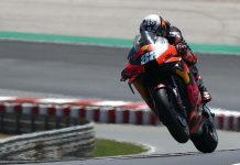 Miguel Oliveira Portugal de MotoGP