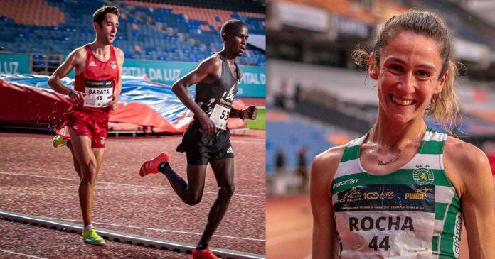 Samuel Barata e Salomé Rocha