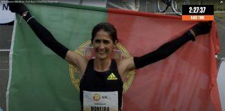 Sara Moreira Jogos Olímpicos
