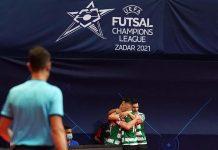 Sporting nas meias-finais da UEFA Futsal