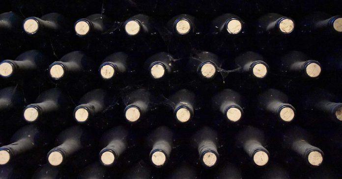 Vinhos antigos e vinhos de guarda