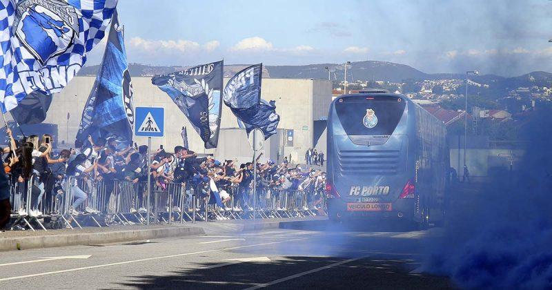 Clássico FC Porto com o Benfica