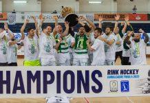 Sporting vence Liga Europeia de hóquei