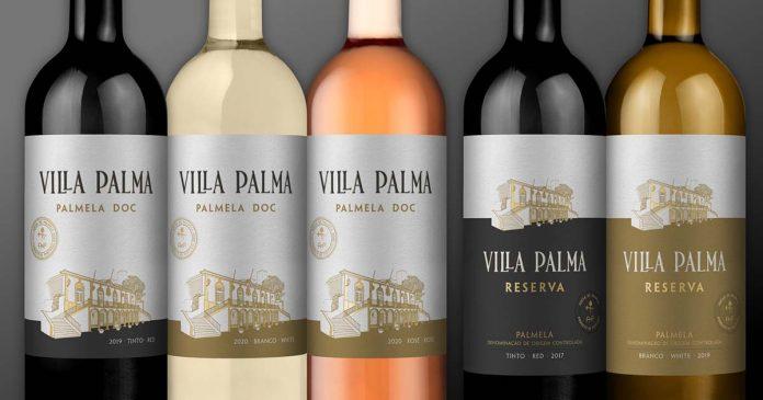 Villa de Palma com novos rótulos