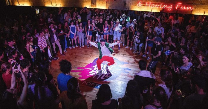 Portugal Red Bull Dance Your Style