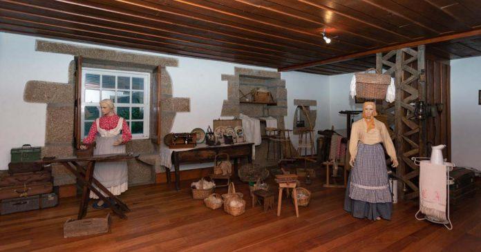 Museu Etnográfico e Grupo Folclórico de Nespereira
