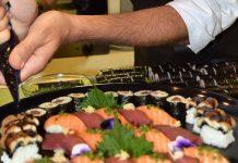 Chef Miguel Bértolo dá Masterclass de Sushi