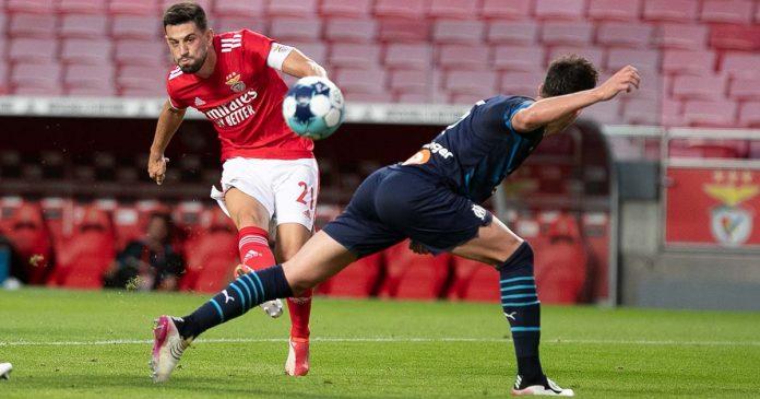 Benfica empatou com o Marselha