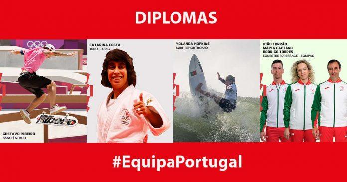 Equipa Portugal nos Jogos Olímpicos