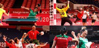Portugueses nos Jogos Olímpicos