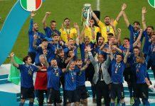 Itália é campeã da Europa